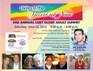2013 Older Adult Summit